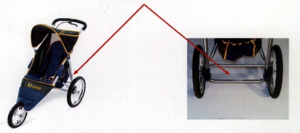 Burlington Coat Factory J.C. Penney Healthrider The Sports Authority and Target stores nationwide among others sold the strollers from December 1998 ... & CPSC InSTEP™ LLC Announce Recall of Jogging Strollers | CPSC.gov