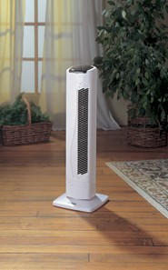 Picture of Recalled Oscillating Tower Fan