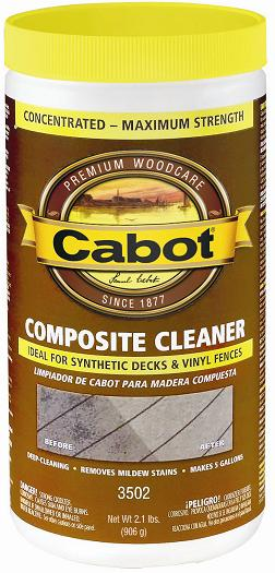 Picture of Recalled Composite Desk Cleaner