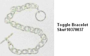 Picture of Recalled Toggle Bracelet SKU# 10370037