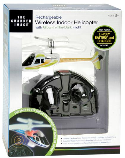 Picture of Recalled The Sharper Image Helicopter