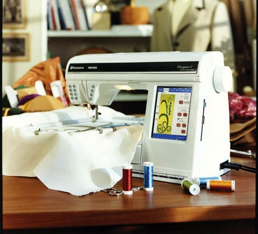 Picture of Recalled Sewing Machine