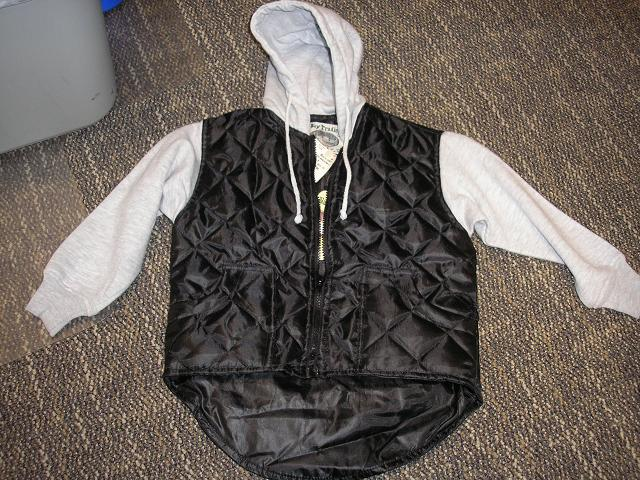 Picture of Recalled Children's Hooded Jacket