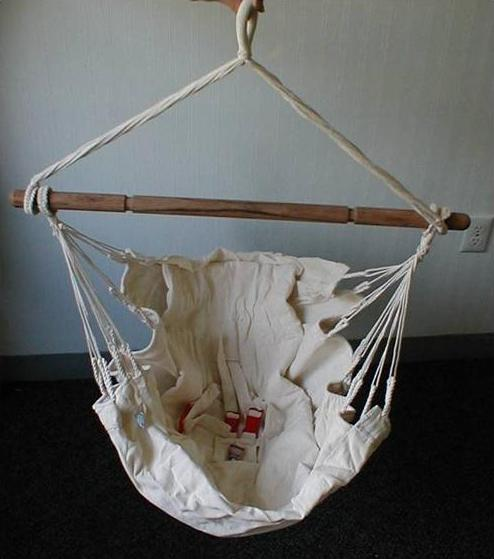 Medium image of picture of recalled baby hammock