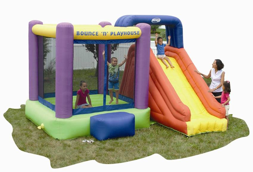 Picture of Recalled Bounce 'N' Playhouse