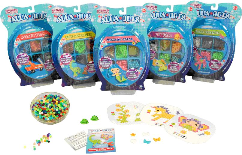Picture of Recalled Aqua Dots