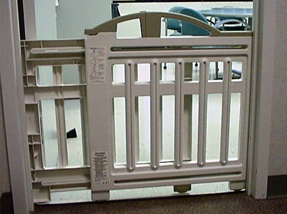 Picture of Recalled Safety Gates