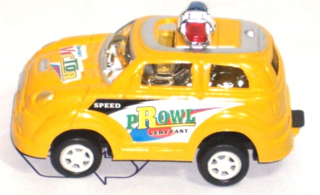 Picture of Recalled Pull Back Toy Cars