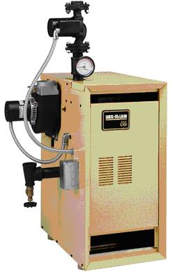 Weil-McClain CGs and CGi Gas Boiler