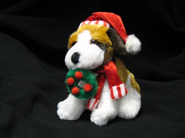 Picture of Recalled Stuffed Christmas Beagles