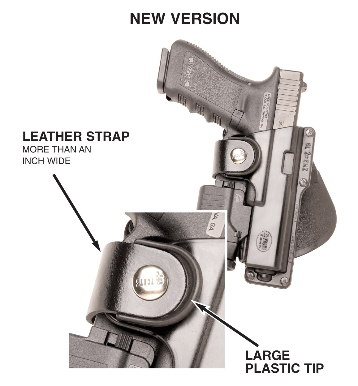 Picture of Gun Holster: New Version