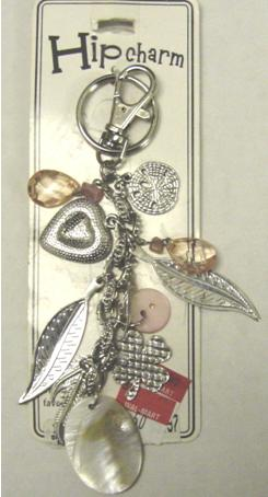 Picture of Recalled Hip Charm Key Chain