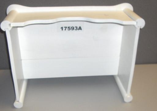 Picture of Recalled Bed Steps: Style #17593A, Bottom View