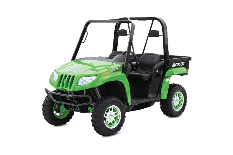 Picture of Recalled Arctic Cat Prowler XT