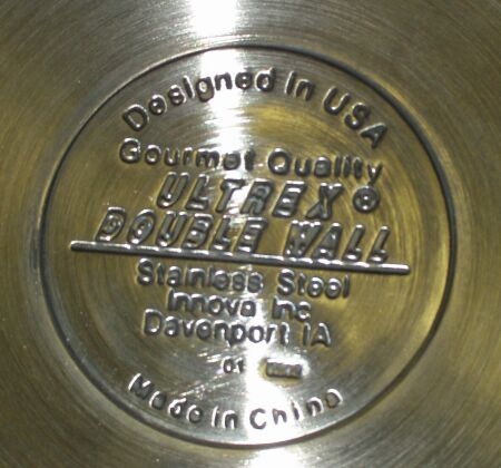Picture of Engraving on Recalled Frying Pans