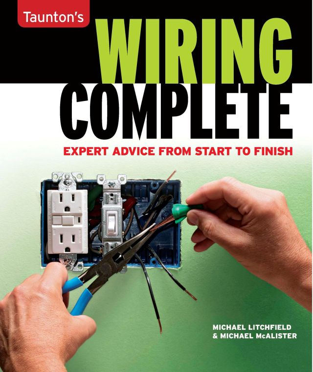 Faulty Instructions Prompt Recall of Electrical Wiring How-to-Books ...