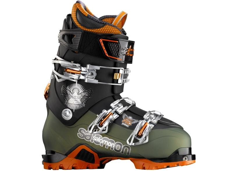 Picture of Recalled Ski Boot