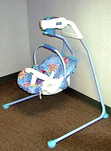 Cpsc fisher price announce recall of infant products for Baby swing motor replacement