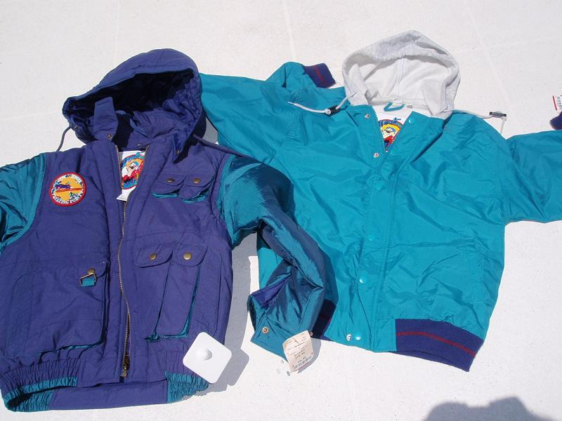 Recalled Ruff Stuff jacket