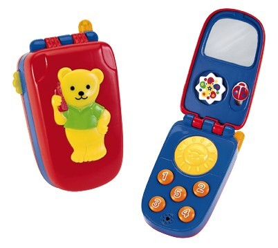 Picture of Recalled Toy Mobile Phones