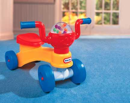 Picture of Recalled Pop 'n Scoot Ride-on Toy
