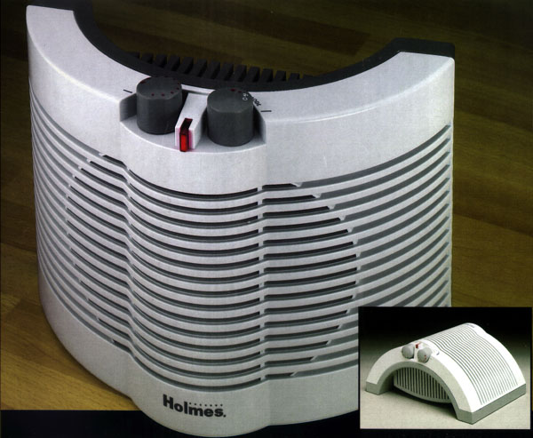 Picture of Recalled Holmes Heater