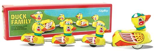 Picture of Recalled Duck Wind-Up Toy