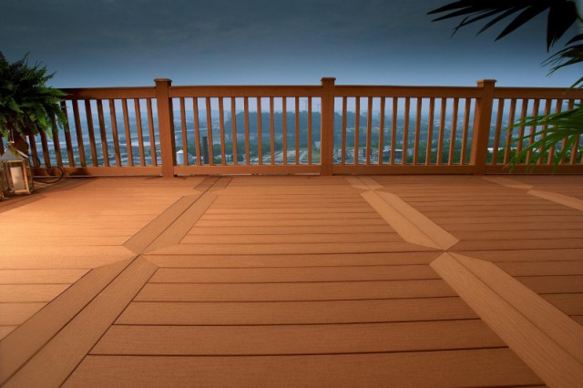 Picture of Recalled decking