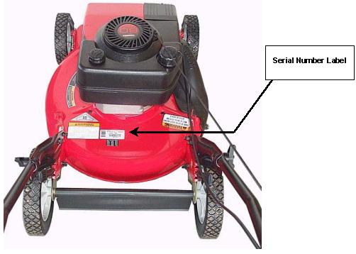 picture of mower