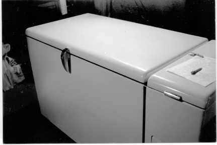 Picture of Old Freezer