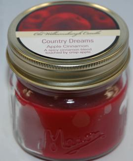 Picture of Recalled Mason Jar Candle