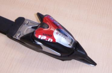Picture of Recalled Ski Binding