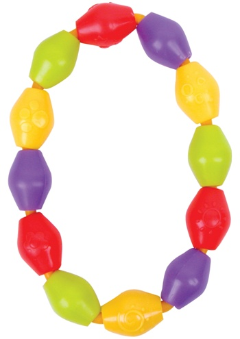 Picture of Recalled Model 8549 Teether Beads