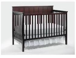 Picture of Recalled Crib: Jason Convertible Drop Side