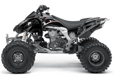 Picture of Recalled KFX450R All-Terrain Vehicle
