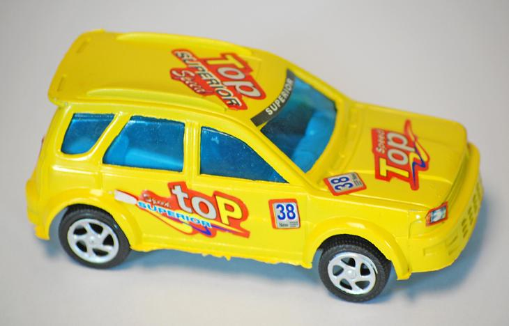 Picture of Recalled Super Famous Toy Car