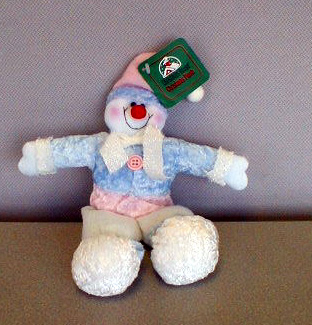 Picture of Recalled Snowman Doll