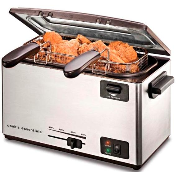 Picture of Recalled Cooks Essentials Deep Fryer