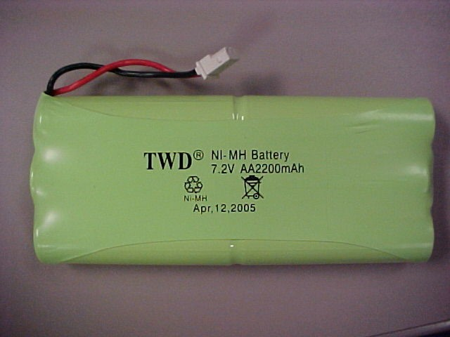 Picture of Recalled Rechargeable Battery Pack