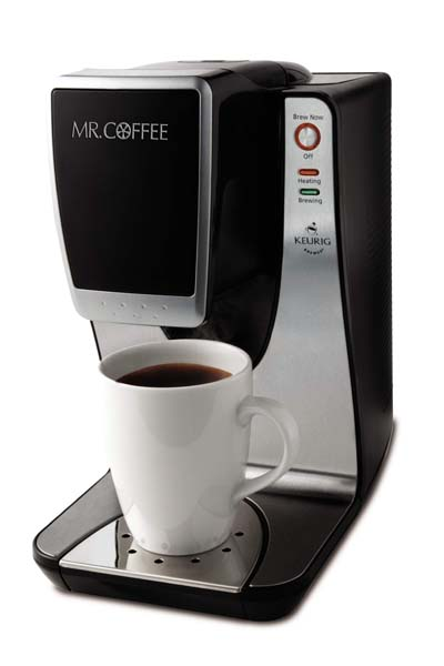 Recalled Mr. Coffee single cup coffeemaker