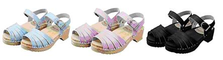 Picture of Recalled Sandal Clogs