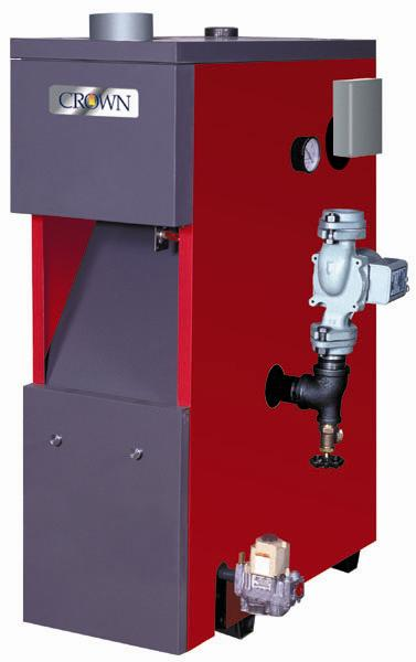Picture of Recalled Cayman CWI Series Gas Boiler