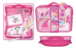 Picture of Recalled Princess Magnetic Travel Art Set Lap Desks