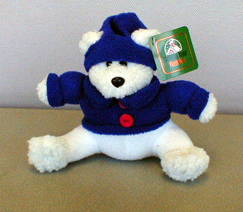 Picture of Recalled Plush Bear