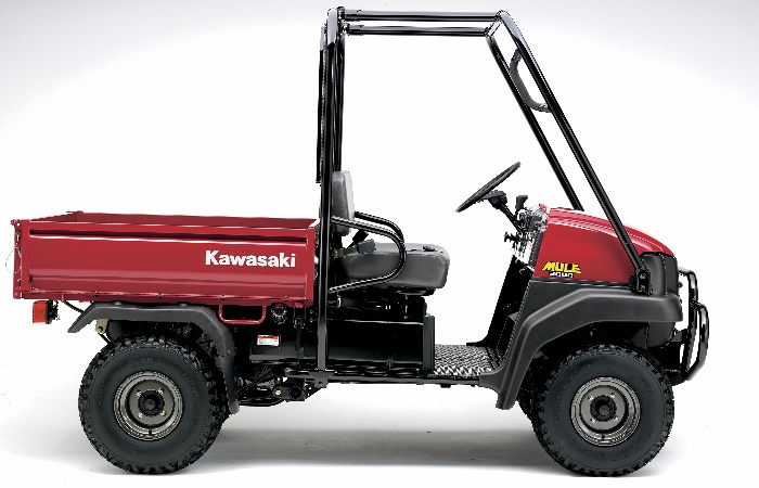 Kawasaki Mule Loss Of Power