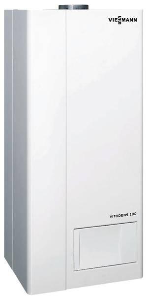 Picture of Recalled Vitodens 200 Boiler