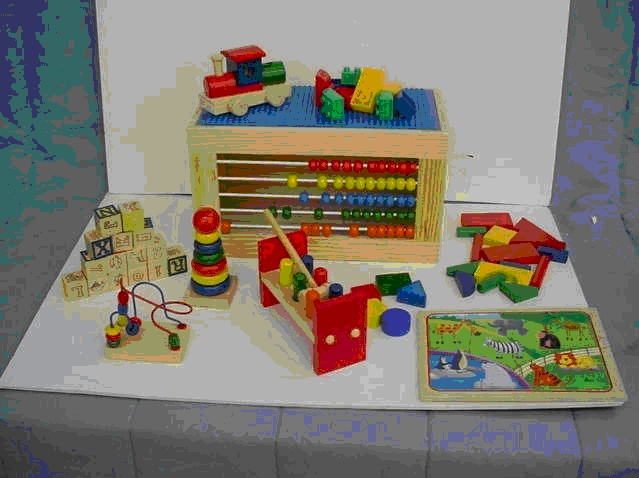 Picture of Recalled Toy Set