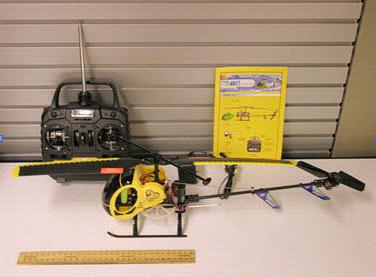 Picture of Recalled Remote-Controlled Helicopter