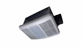 Harbor Breeze Bath Fans with Heater and Light