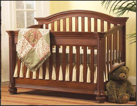 Picture of Recalled Captiva Crib - Model # 5100